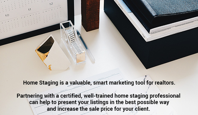 realtor partnerships for home staging
