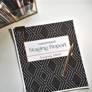EDIT5 design staging report