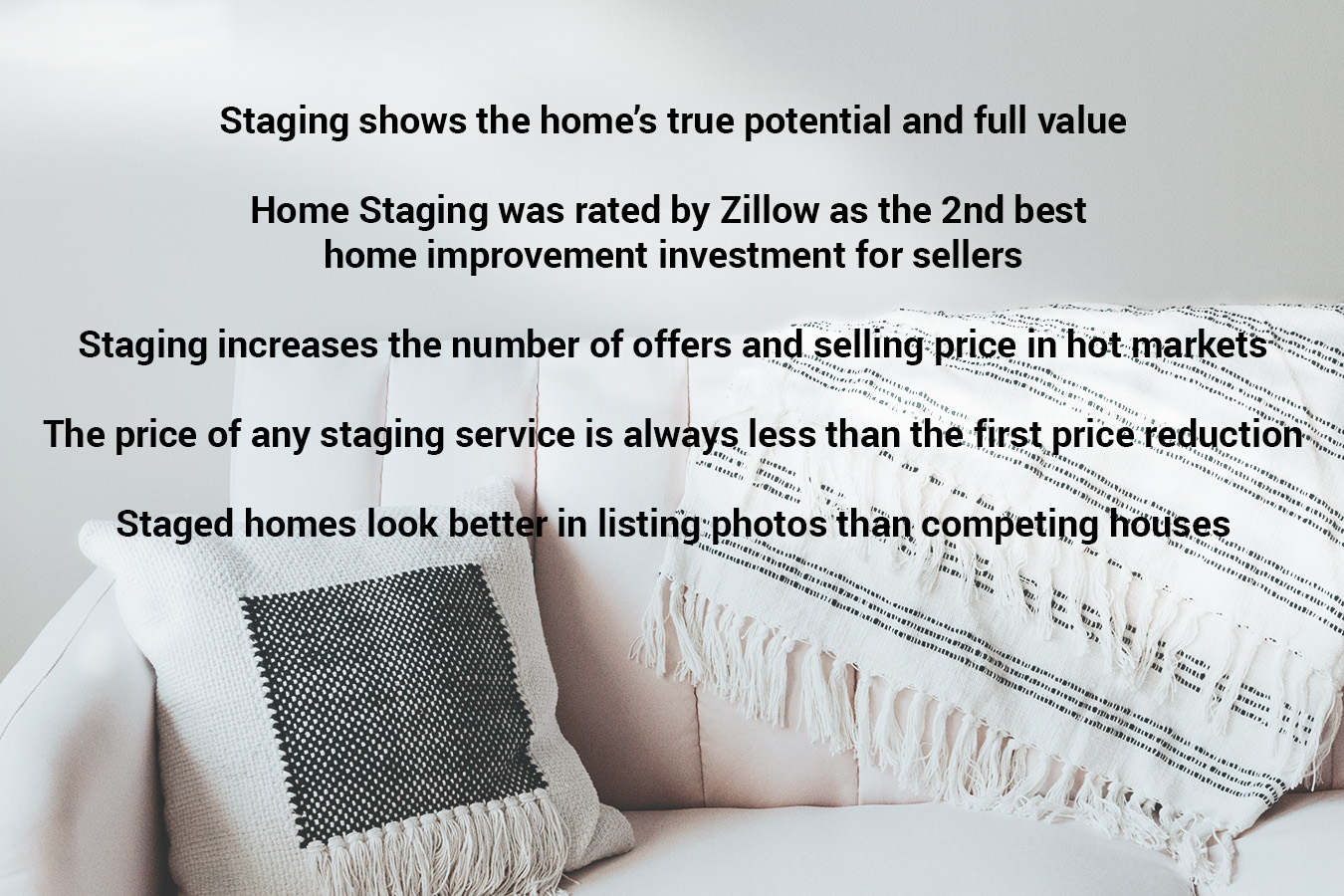 Why Home Staging